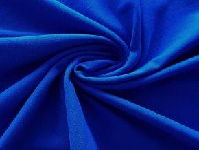 Náplet / patent - modrá královská