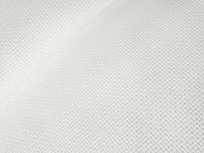 Vyšívací tkanina Kanava č. 7 bílá