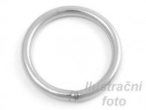 stainless steel welded ring 2209 l