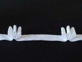 Záclonovka 25 mm třískladová