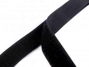 Suchý zip šíře 20 mm komplet - čený