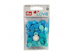 "Patentky ""Color snaps"" PRYM LOVE - 000"