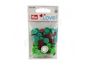 "Patentky ""Color snaps"" PRYM LOVE - 005"