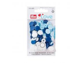 "Patentky ""Color snaps"" PRYM LOVE - 009"