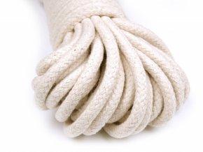 snura pletena bavlna rezna 12mm