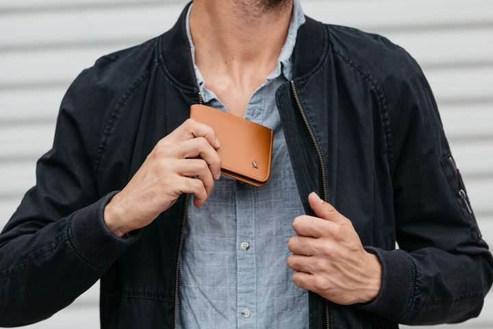 Ideální dárek pro muže: Kožená peněženka