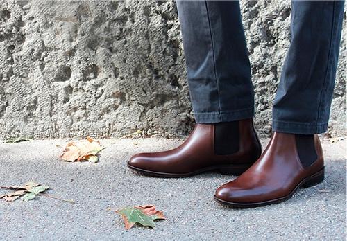 Jak se starat o boty v sychravém podzimu