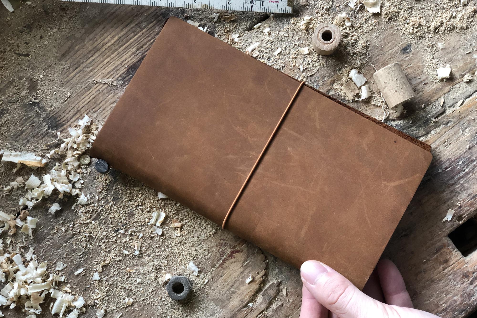 Zápisník, který čeká na váš příběh