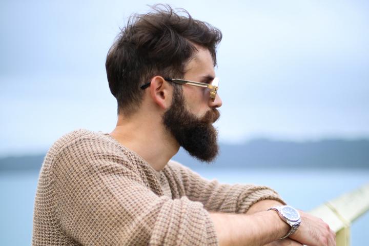4 pádné důvody, proč si nechat narůst vousy