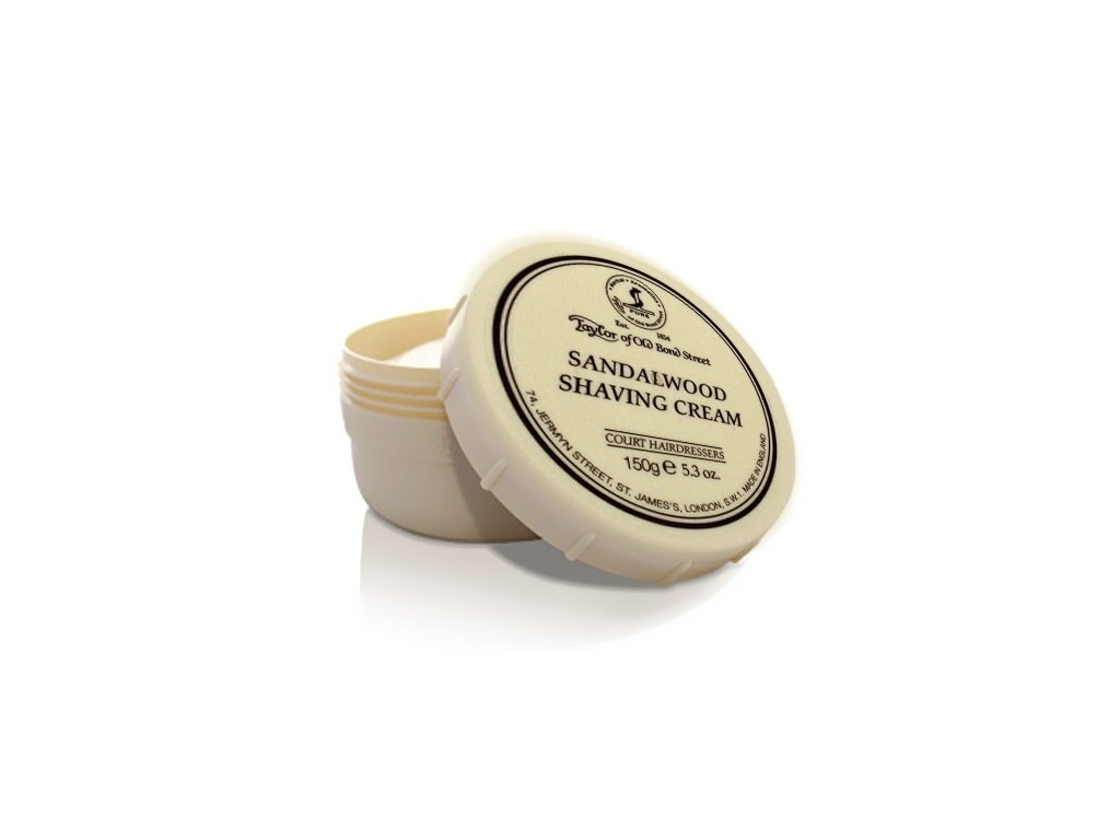 2306 taylor of old bond street sandalwood krem na holeni 60g