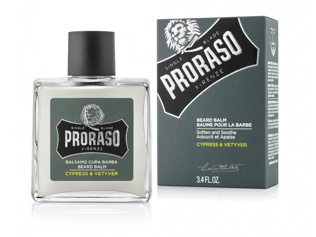Proraso Cypress and Vetyver balzám na vousy 100 ml