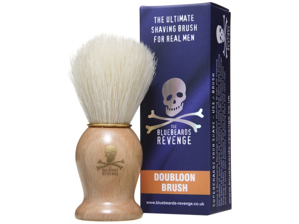 Bluebeards Revenge Doubloon Bristle Brush