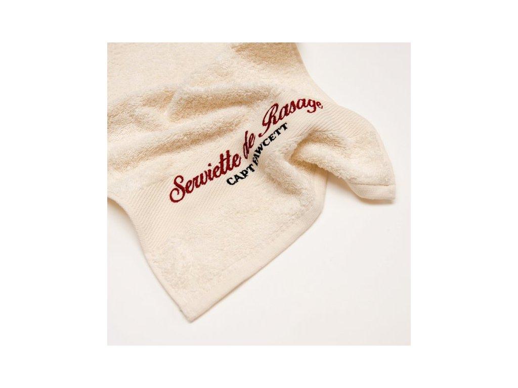 Luxusní bavlněný ručník malý