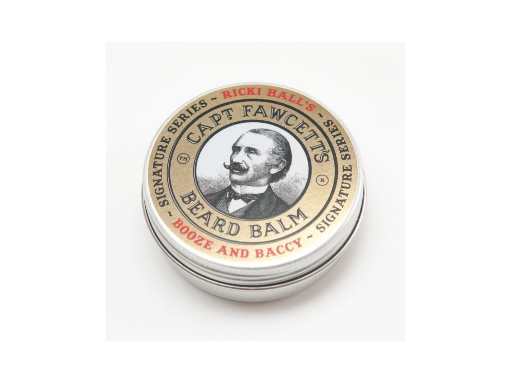 Balzám na vousy Ricki Hall Beard Balm 60ml