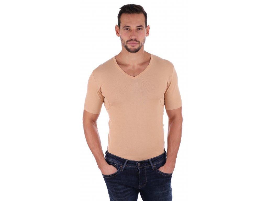Neviditelné tričko pod košili (Trička pod košili velikost L bez krabičky)
