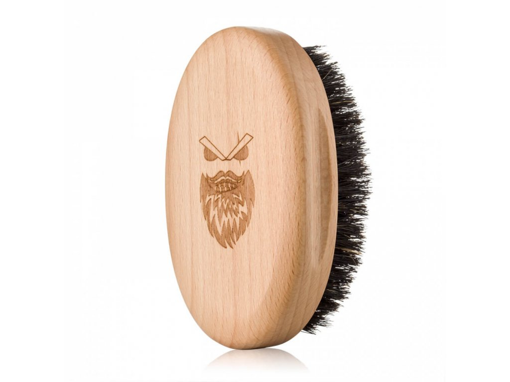 Angry Beards Gentler kartáč na vousy