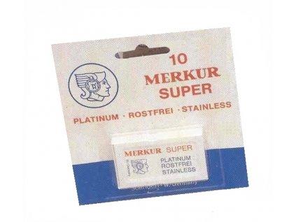 1667 merkur solingen super platinum ziletky