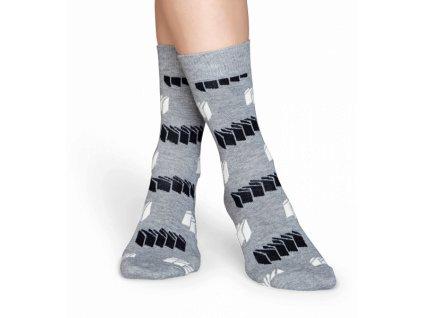BLINDS SOCK barevné ponožky Happy Socks (Velikost 36-40)