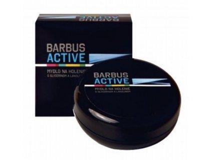 Barbus Active mýdlo na holení