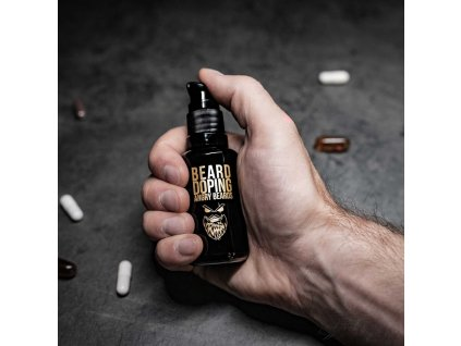 připravek na růst vousů beard doping