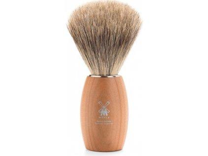 Fine Badger Plum 281H851 Mühle štětka na holení