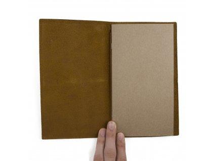 Traveler's Notebook - camel