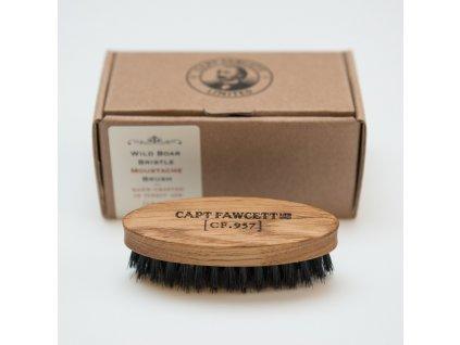 Captain Fawcett kartáč na vousy