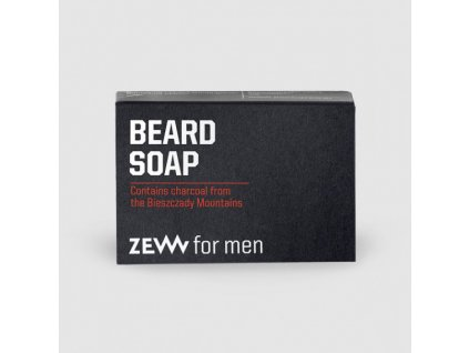 Zew for men mýdlo na vousy 85 ml