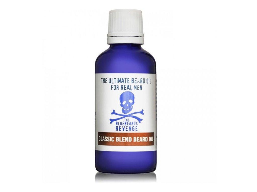 Bluebeards Revenge Classic Blend, olej na vousy
