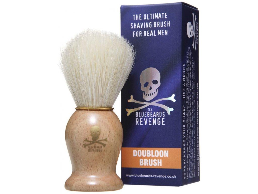 Bluebeards Revenge Doubloon Bristle Brush