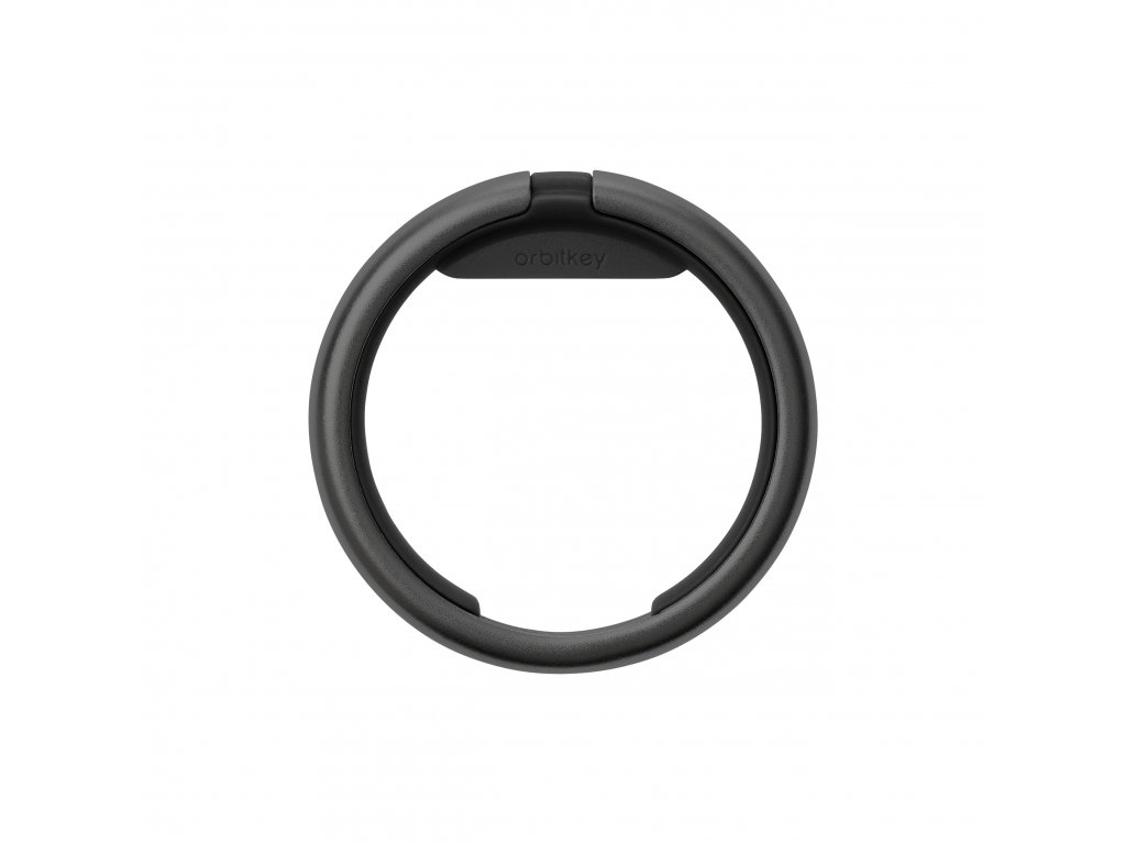orbitkey ring all black 1