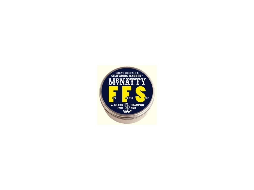 1730 mr natty face forest soap sampon na vousy 80 g