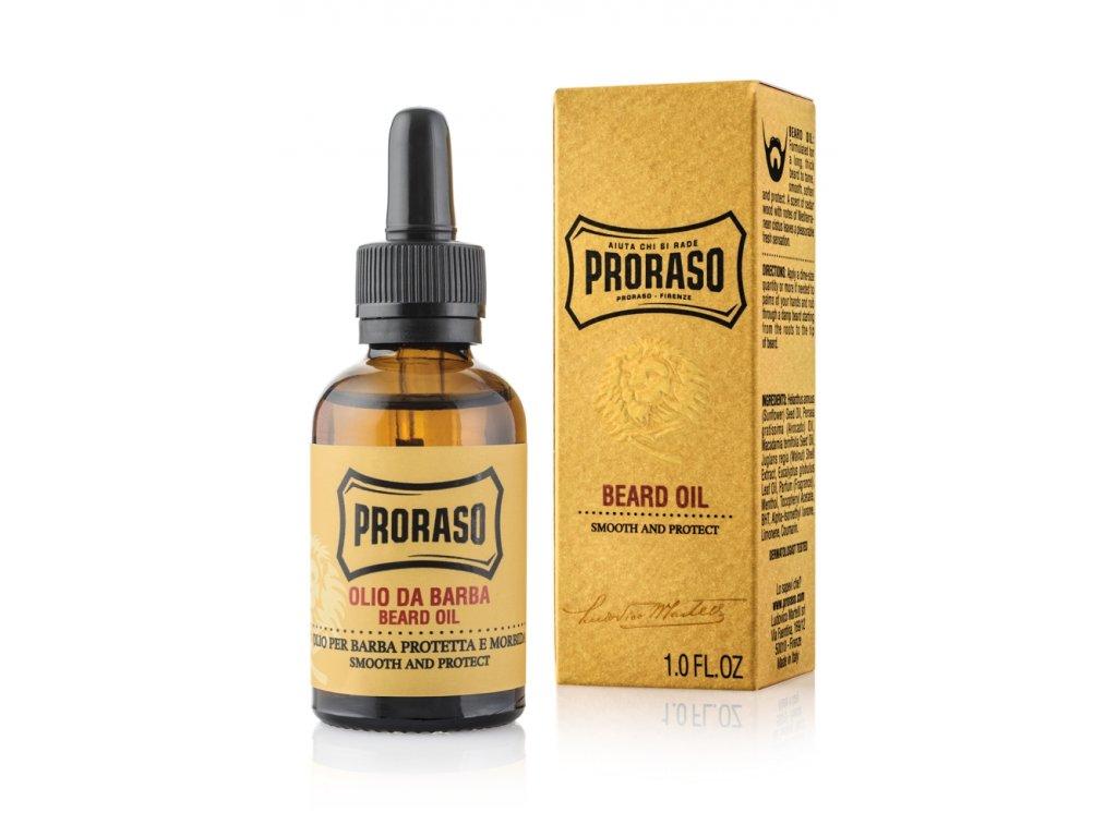 1718 proraso olej na vousy 30 ml