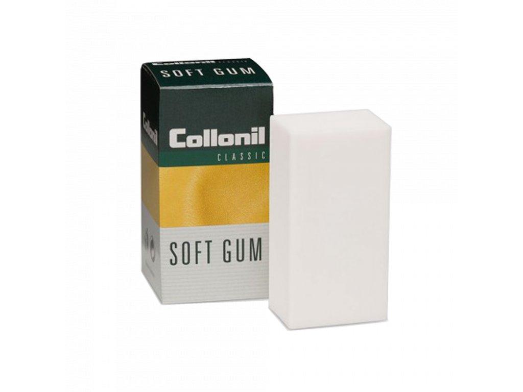 čistící guma na hladkou úseňCollonil soft gum