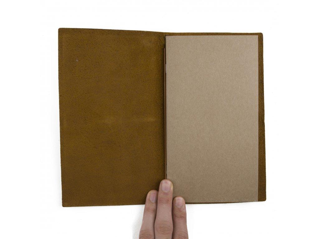 4247 6 traveler s notebook camel