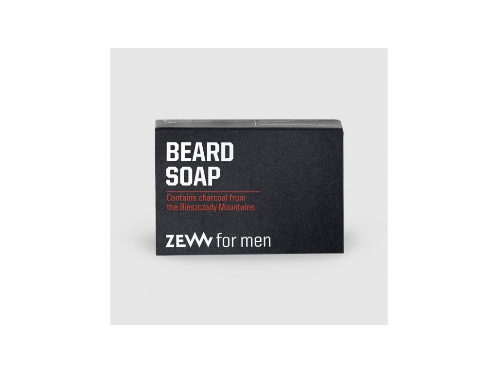 Zew for men mýdlo na vousy 85 ml
