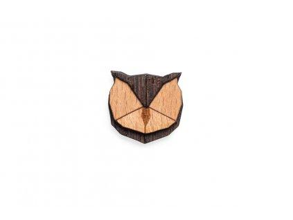 owl brooch 1