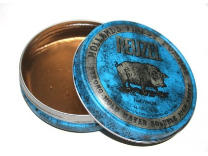 2063 pomada na vlasy blue strong hold high sheen pig