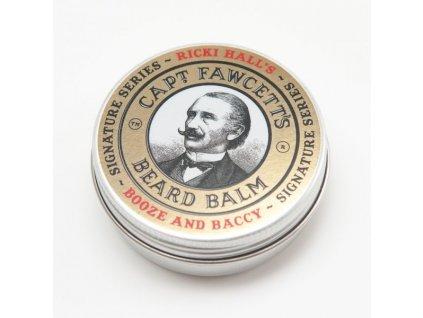 Balzám na vousy Ricki Hall Beard Balm 60ml