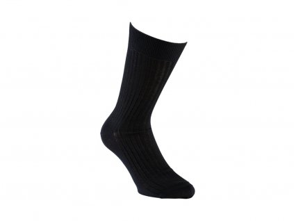 Tmavěmodré ponožky Bexley (Velikost pono FR 45-46, UK 11-12, US 12-13)