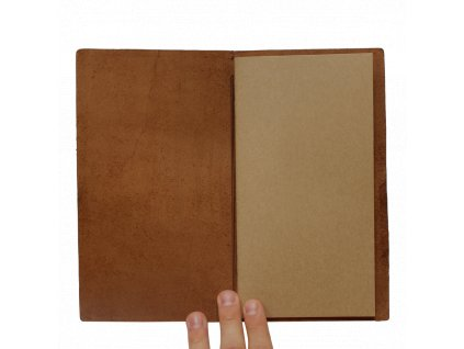 4244 traveler s notebook hnedy