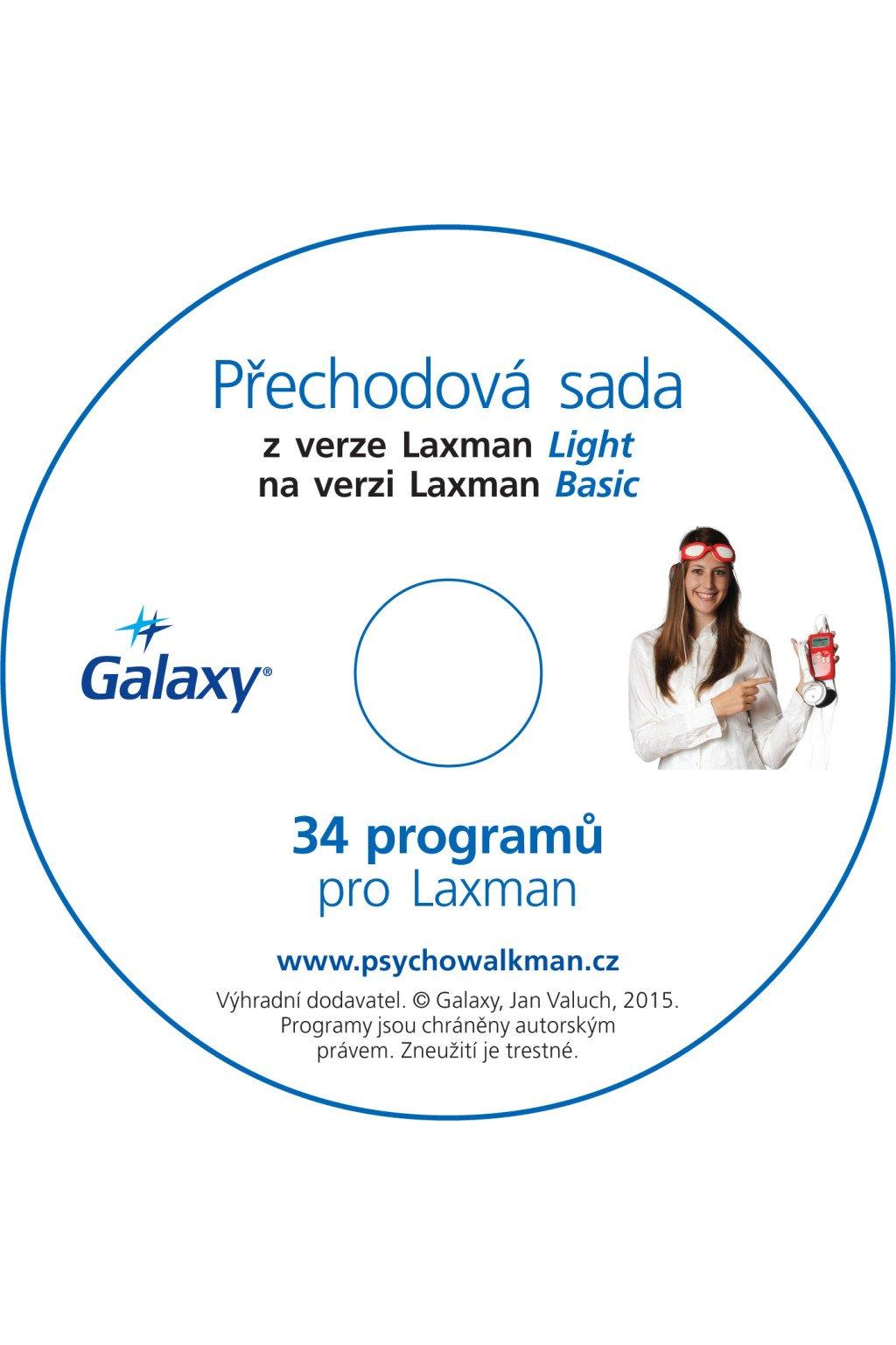 155 prechodova sada z laxman light na laxman basic
