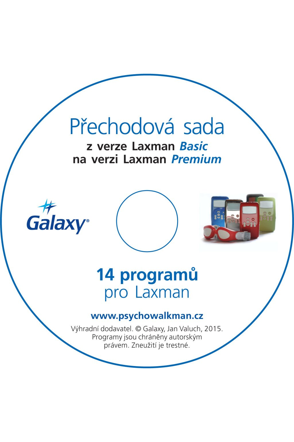 158 prechodova sada z laxman basic na laxman premium