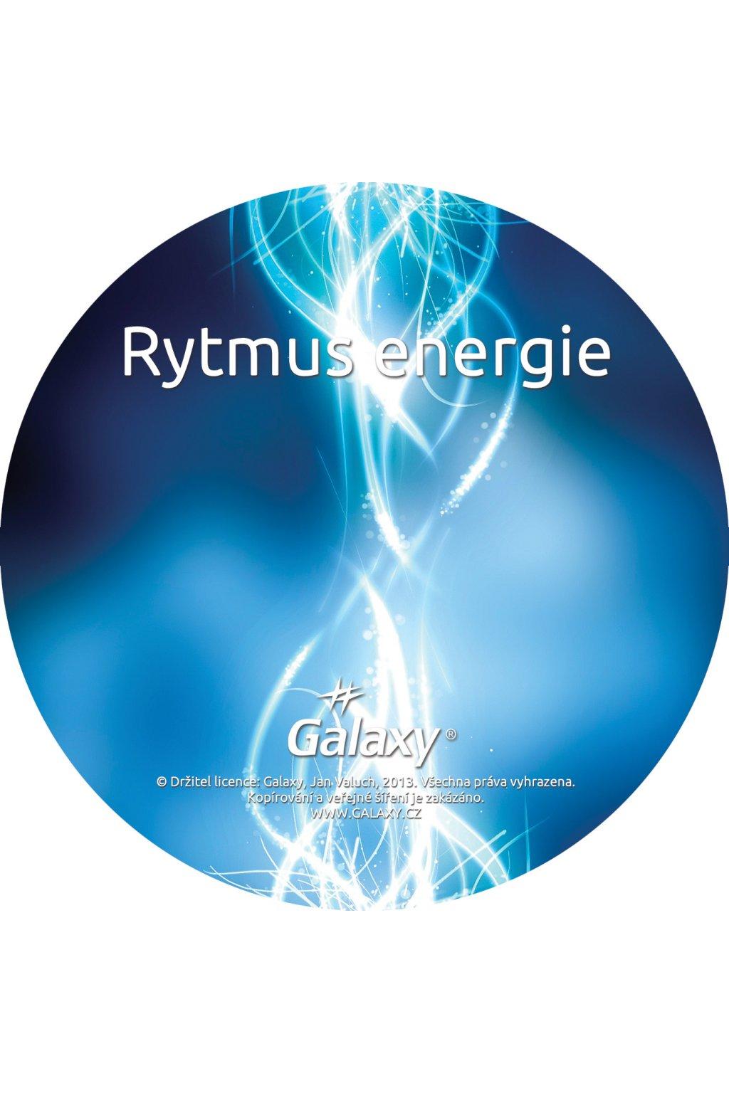 rytmus energie disk