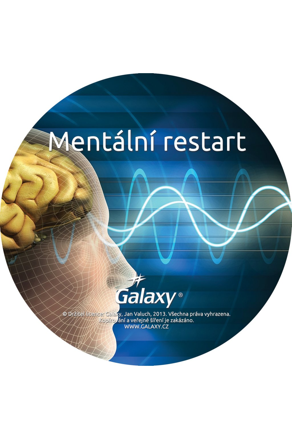 mentalni restart disk