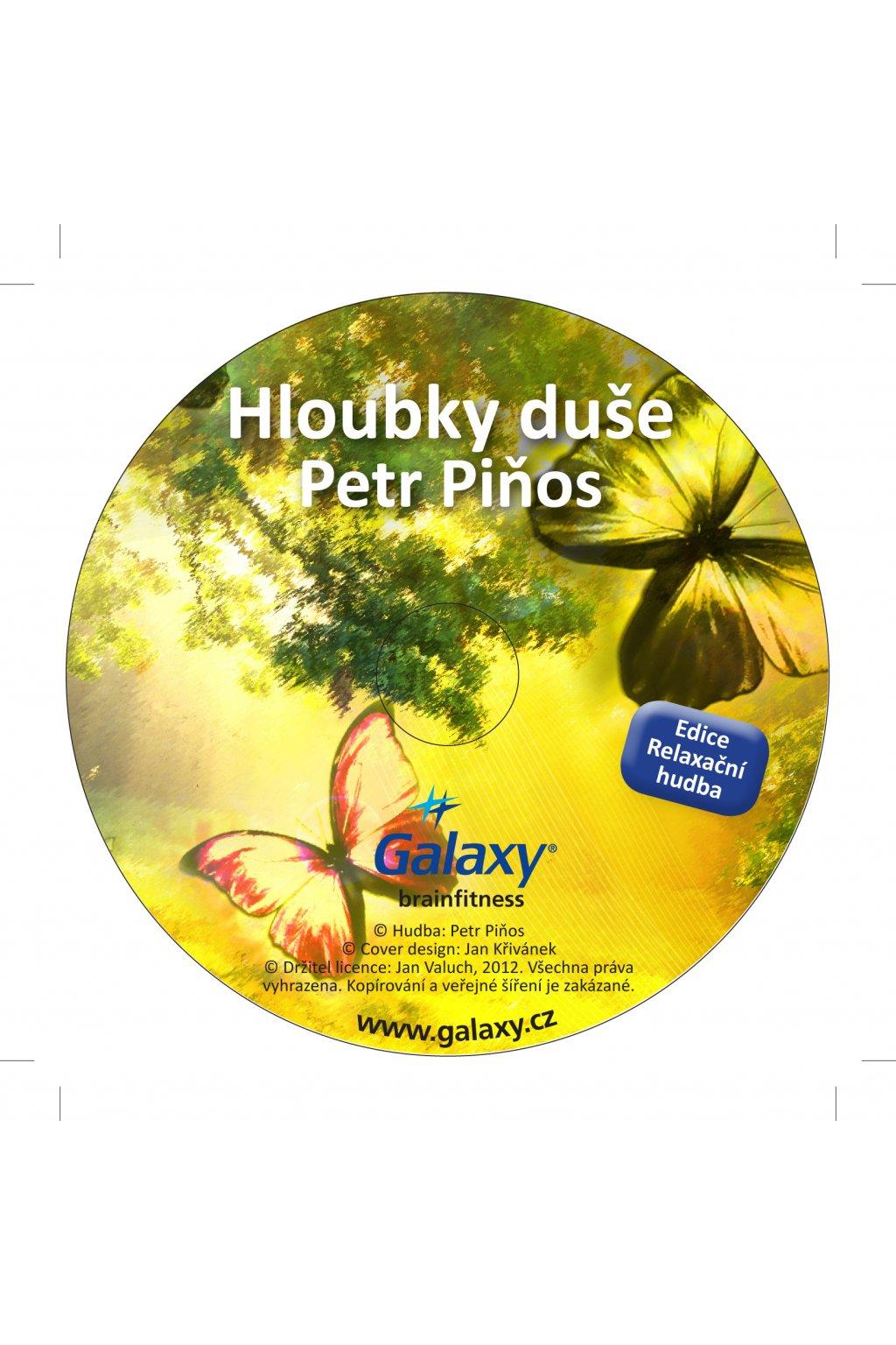 HloubkyDuse CD kvalita