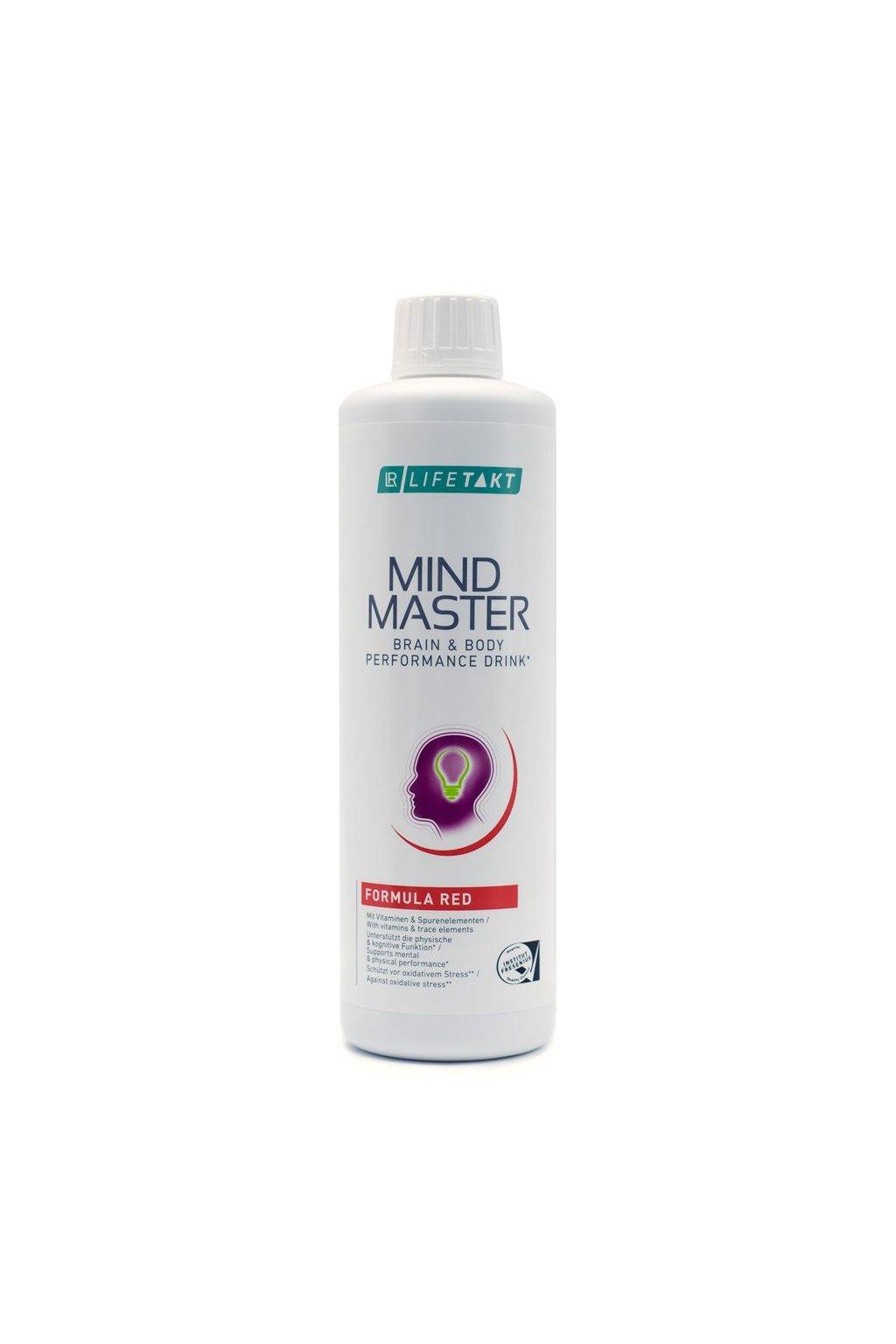 Mind master red