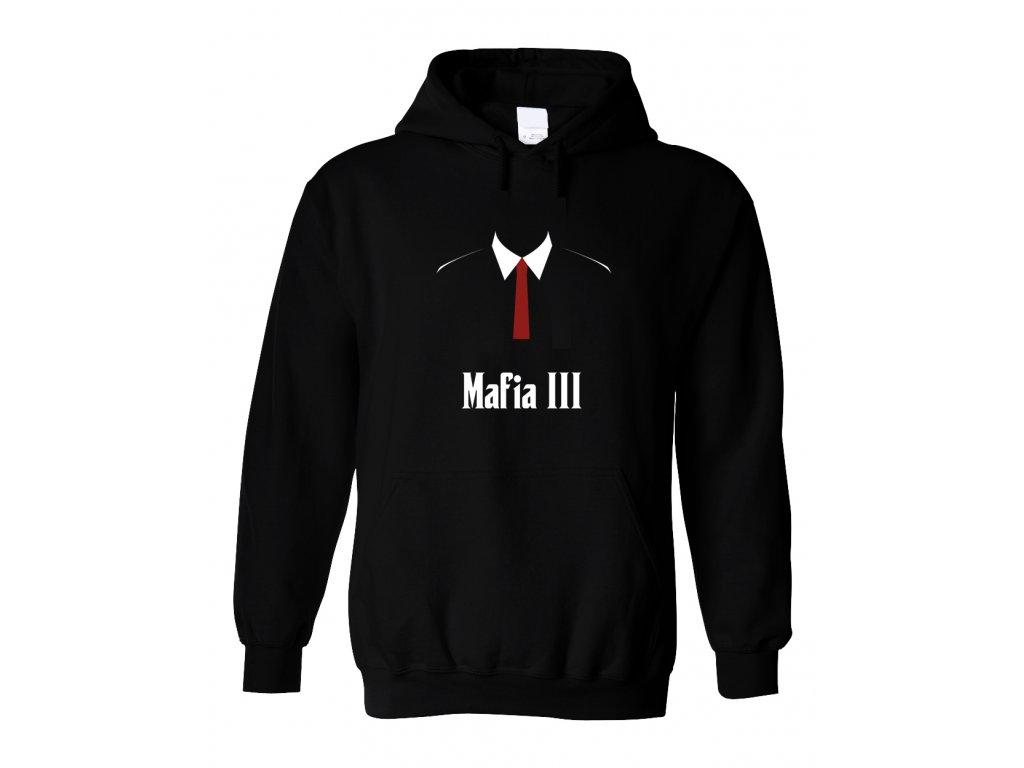 Mikina s kapucí Mafia III.