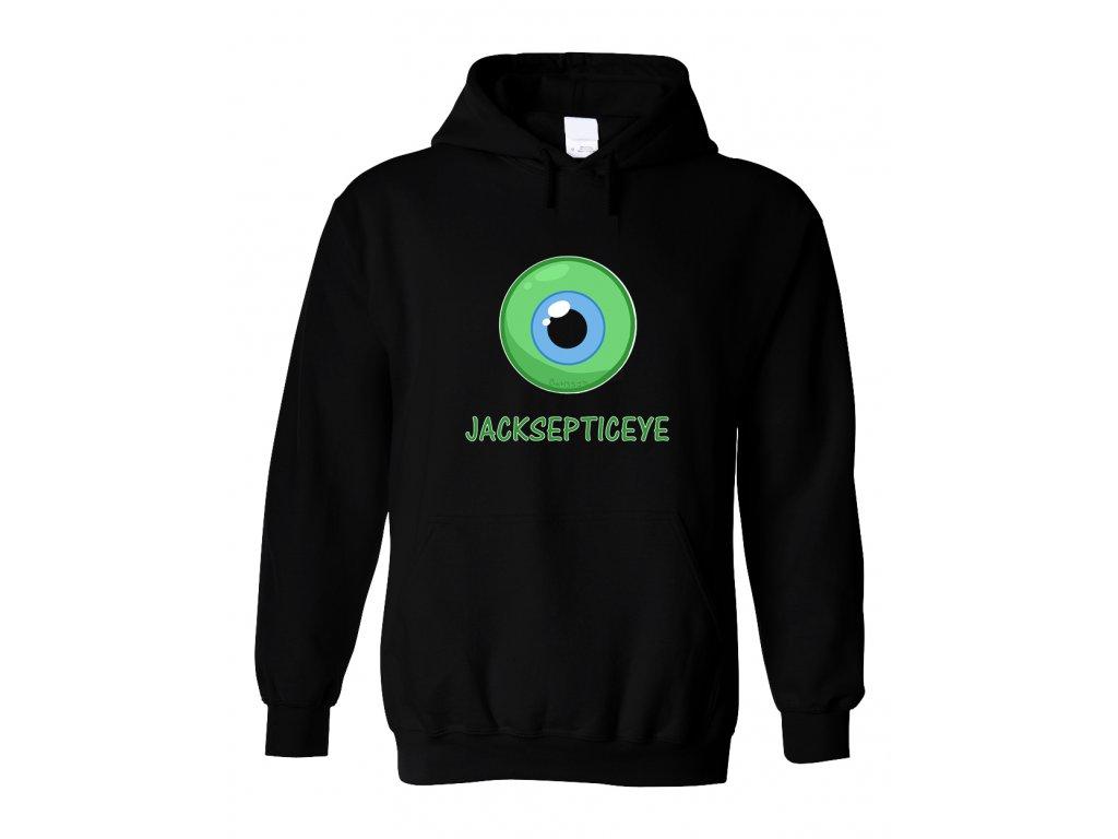 Mikina s kapucí Youtuber Jacksepticeye