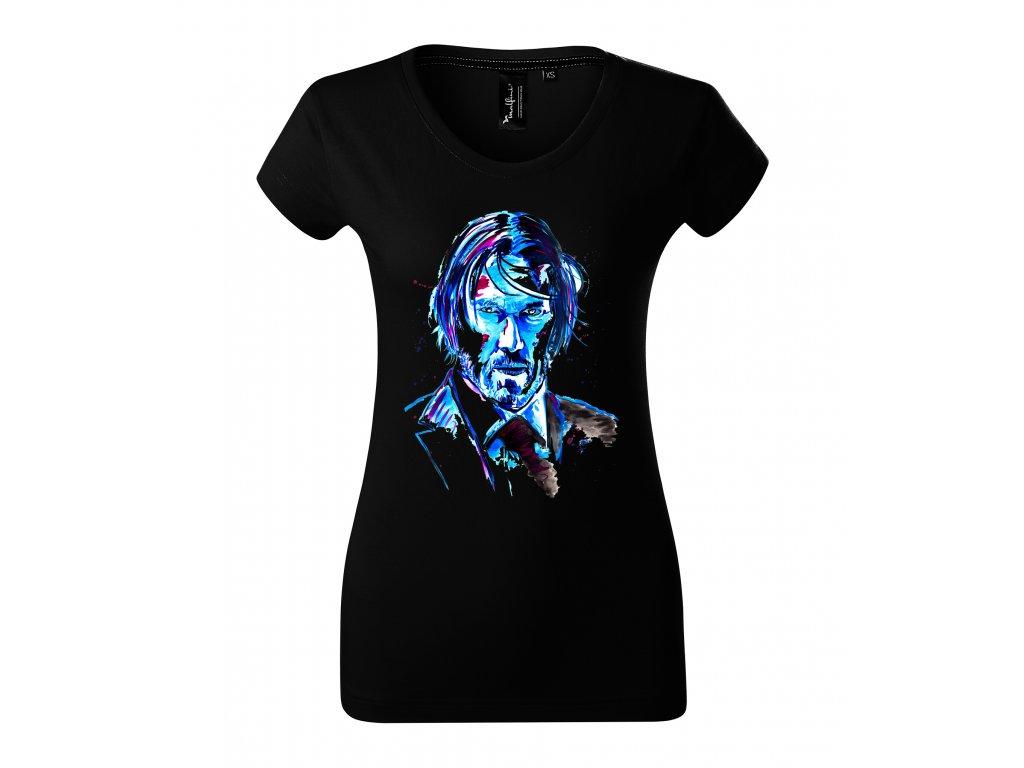 Dámské tričko John Wick